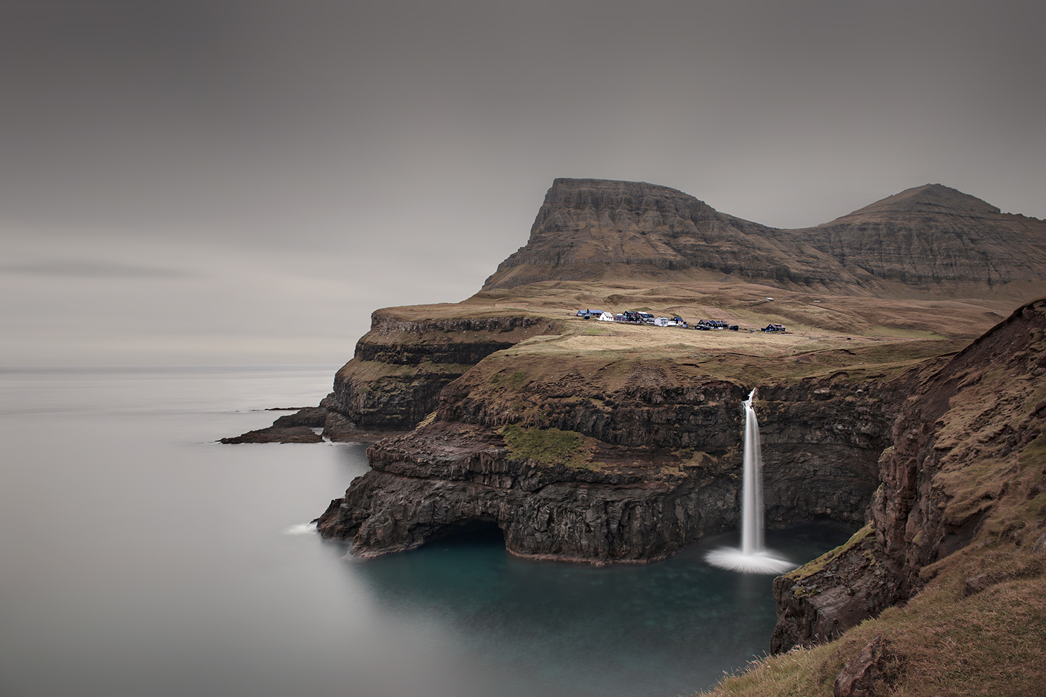 GASADALUR -FAROE ISLANDS -2018