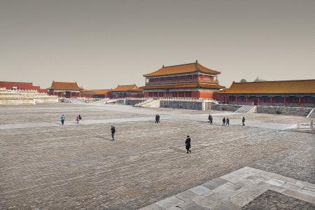 GU GONG NO.2 -BEIJING -CHINA -2019