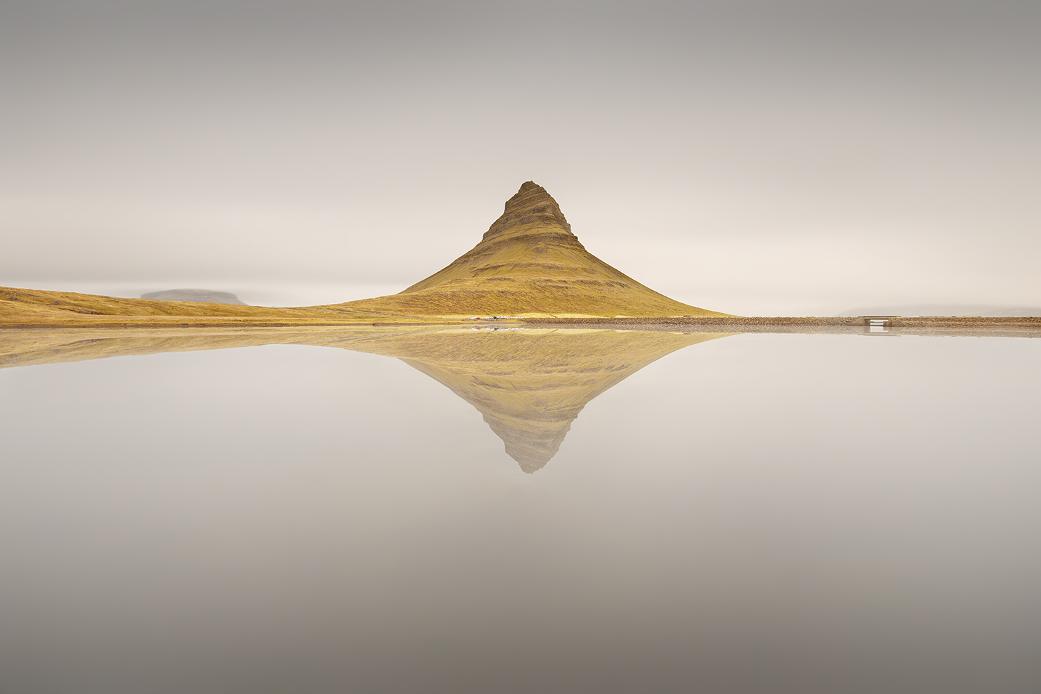 REFLECTION -ICELAND -2018