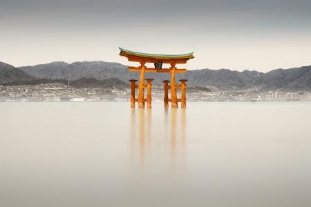 GATE TORII NO.10 -HONSHU -JAPAN -2019