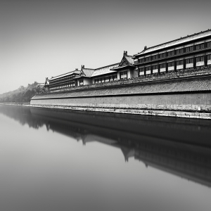 FORBIDDEN CITY NO.2 -BEIJING -CHINA -2015