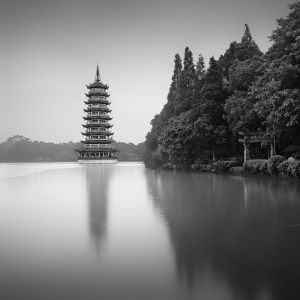 PAGODA -GUILIN -CHINA -2017
