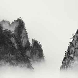 黄山 MOUNTAINS -ANHUI -CHINA -2019