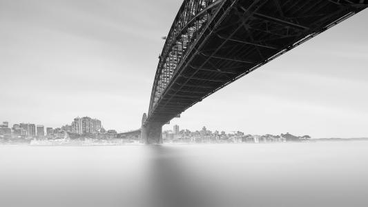 HARBOUR BRIDGE NO.2 -SYDNEY -AUSTRALIA -2017