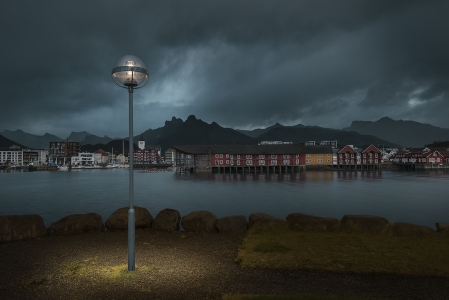 LIGHT BUILDER -LOFOTEN -NORWAY -2018