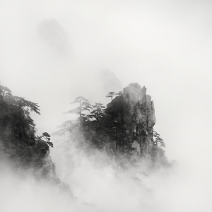 黄山 MOUNTAINS NO.5 -ANHUI -CHINA -2019