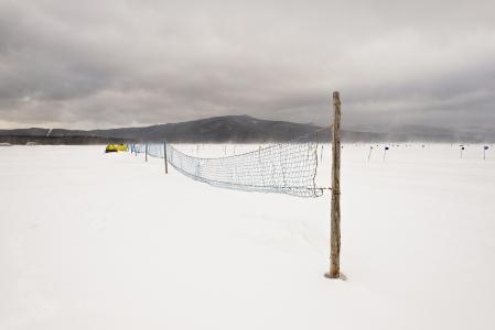 TROJ -ISOLATED IN SNOW