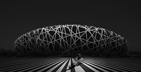 BIRD'S NEST -BEIJING -CHINA -2015