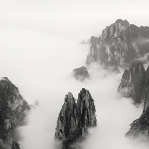 黄山 MOUNTAINS NO.8 -ANHUI -CHINA -2019