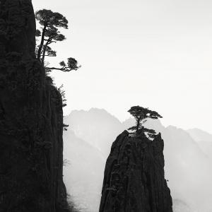 黄山 MOUNTAIN NO.13 -ANHUI -CHINA -2019