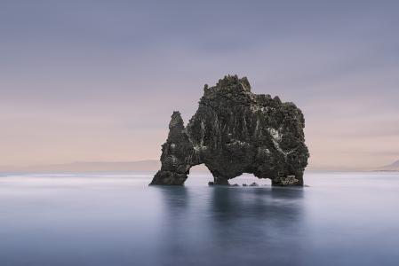 CATTLE STONE NO.4 -ICELAND -2018