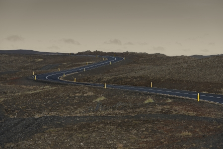 ROAD FORM NO.2 -ICELAND -2018