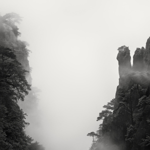 黄山 MOUNTAINS NO.3-ANHUI -CHINA -2019