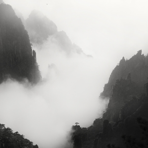 黄山 MOUNTAINS NO.7 -ANHUI -CHINA -2019