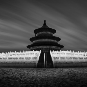 TEMPLE OF HEAVEN -BEIJING -CHINA -2015