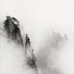 黄山 MOUNTAIN NO.6 -ANHUI -CHINA -2019