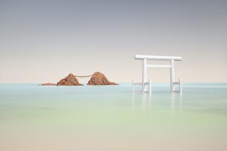 GATE TORII NO.14 -KYUSHU -JAPAN -2019