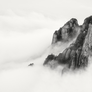 黄山 MOUNTAINS NO.4 -ANHUI -CHINA -2019